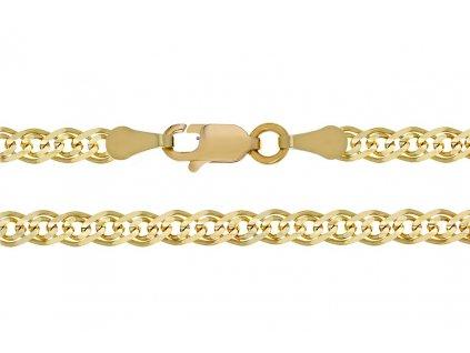 Zlatý náramek Cadea 3640058  + možnost výměny do 90 dní