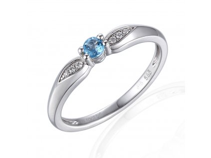 Zlatý dámský prsten Hanni 3864127