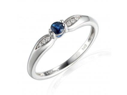 Zlatý dámský prsten Hanni 3864124