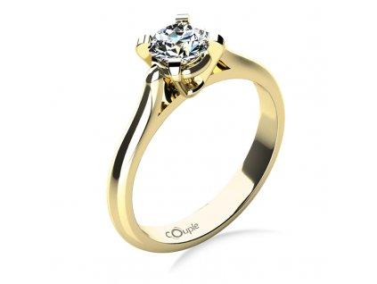 Zlatý dámský prsten Grace 6814080  + možnost výměny do 90 dní