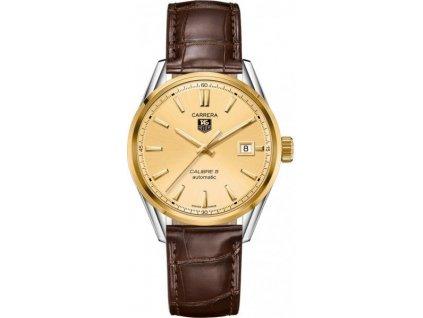 TAG Heuer Carrera WAR215A.FC6181  + prodloužená záruka 5 let + pojištení na rok + natahovač na hodinky ZDARMA