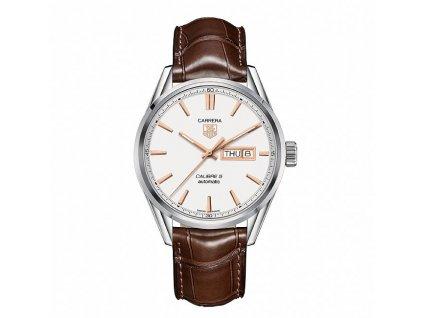 TAG Heuer Carrera WAR201D.FC6291  + prodloužená záruka 5 let + pojištení na rok + natahovač na hodinky ZDARMA