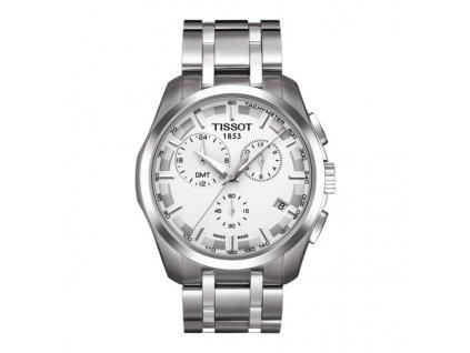 Tissot Couturier T035.439.11.031.00  + prodloužená záruka 5 let + 5 let na výměnu baterie zdarma