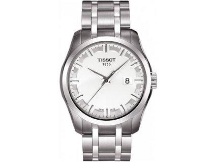 Tissot Couturier T035.410.11.031.00  + prodloužená záruka 5 let + 5 let na výměnu baterie zdarma