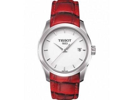 Tissot Couturier T035.210.16.011.01  + prodloužená záruka 5 let + 5 let na výměnu baterie zdarma