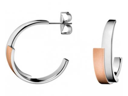 Náušnice Calvin Klein Intense KJ2HPE280100  + možnost výměny do 90 dní