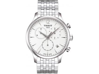 Tissot Tradition T063.617.11.037.00  + prodloužená záruka 5 let + 5 let na výměnu baterie zdarma
