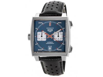 Pánské luxusní hodinky TAG Heuer Monaco CAW211P.FC6356