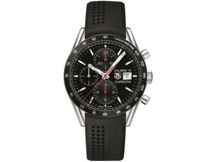 TAG Heuer Carrera CV201AK.FT6040  + prodloužená záruka 5 let + pojištení na rok + natahovač na hodinky ZDARMA