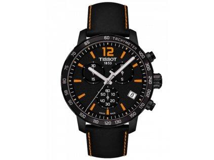 Tissot T-Sport QUICKSTER T095.417.36.057.00  + prodloužená záruka 5 let + 5 let na výměnu baterie zdarma