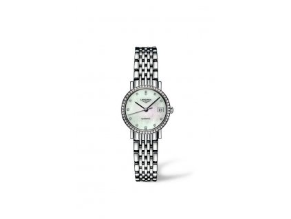 Longines Elegant Collection L4.309.0.87.6  + možnost výměny do 90 dní + natahovač na hodinky
