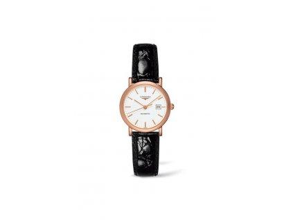 Longines Elegant Collection L4.378.8.12.0  + možnost výměny do 90 dní + natahovač na hodinky
