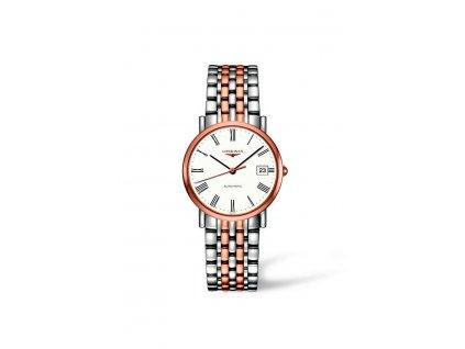 Longines Elegant Collection L4.809.5.11.7  + natahovač na hodinky