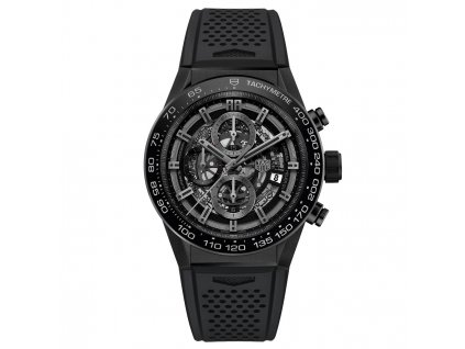 TAG Heuer Carrera Black Ceramic CAR2A90.FT6071  + natahovač na hodinky