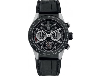 TAG Heuer Carrera HEUER02 T CAR5A8Y.FC6377  + natahovač na hodinky