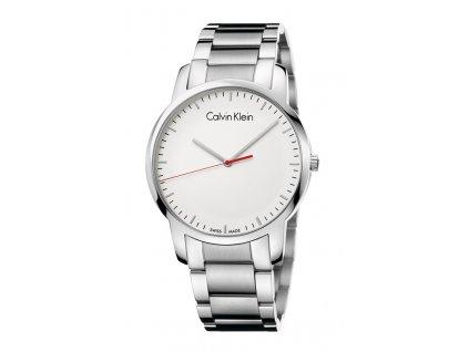 Calvin Klein City K2G2G1Z6  + prodloužená záruka 5 let + možnost výměny do 90 dní + 5 let na výměnu baterie zdarma