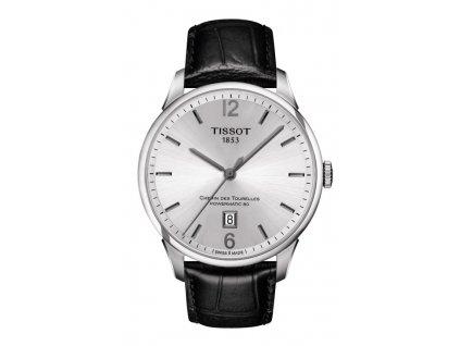 Tissot T-Classic Chemin des Tourelles T099.407.16.037.00  + prodloužená záruka 5 let + možnost výměny do 90 dní