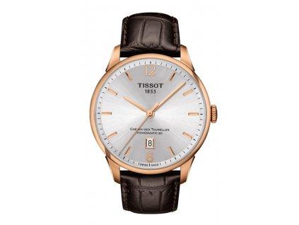 Tissot T-Classic Chemin Des Tourelles T099.407.36.037.00  + prodloužená záruka 5 let + možnost výměny do 90 dní