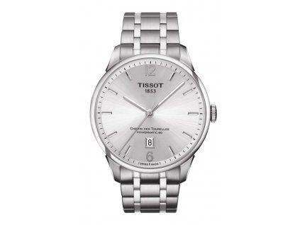 Tissot T-Classic Chemin Des Tourelles T099.407.11.037.00  + prodloužená záruka 5 let + možnost výměny do 90 dní
