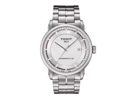 d6a2dac4baa Tissot T-Classic Luxury T086.407.11.031.00 + prodloužená záruka 5 let