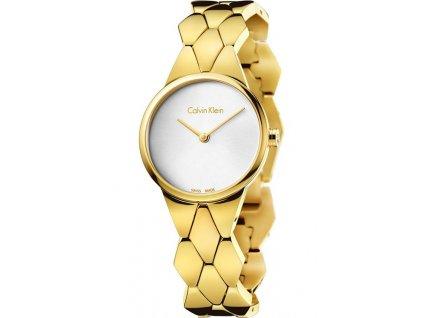 Calvin Klein Snake K6E23546  + prodloužená záruka 5 let + 5 let na výměnu baterie zdarma