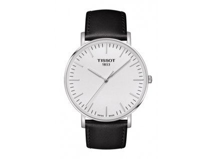 Tissot T-Classic Everytime T109.610.16.031.00  + prodloužená záruka 5 let + možnost výměny do 90 dní + 5 let na výměnu baterie zdarma