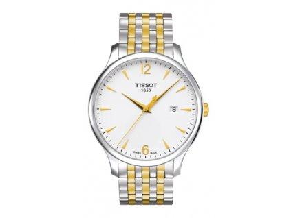 Tissot T-Classic Tradition T063.610.22.037.00  + prodloužená záruka 5 let + možnost výměny do 90 dní + 5 let na výměnu baterie zdarma