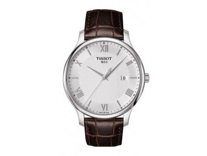 Tissot T-Classic Tradition T063.610.16.038.00  + možnost výměny do 90 dní