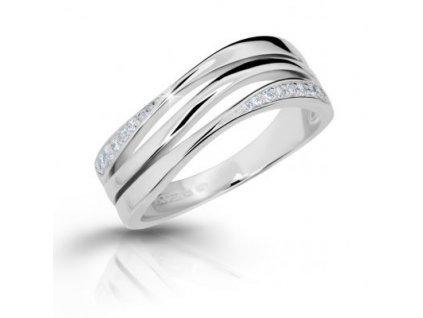 Prsten Modesi M13044  + možnost výměny do 90 dní