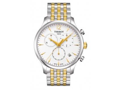Tissot T-Classic Tradition T063.617.22.037.00  + prodloužená záruka 5 let + 5 let na výměnu baterie zdarma