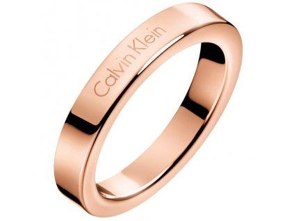 Prsten Calvin Klein Hook KJ06PR1001