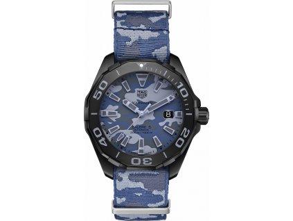 TAG Heuer Aquaracer WAY208D.FC8221  + natahovač na hodinky