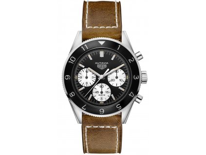 TAG Heuer Heritage Autavia CBE2110.FC8226  + prodloužená záruka 5 let + pojištení na rok + natahovač na hodinky ZDARMA