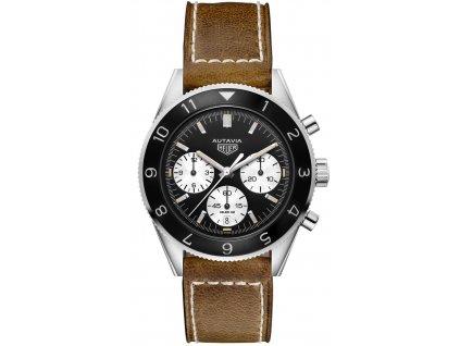 TAG Heuer Heritage Autavia CBE2110.FC8226  + prodloužená záruka 5 let+ možnost výměny do 90 dní + pojištení na rok + natahovač na hodinky ZDARMA