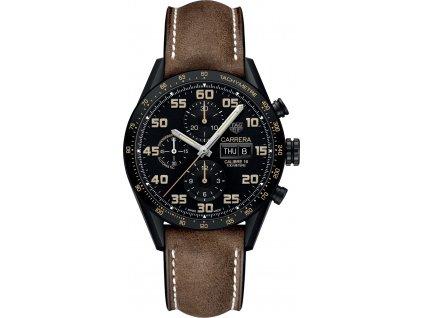 TAG Heuer Carrera CV2A84.FC6394  + prodloužená záruka 5 let+ možnost výměny do 90 dní + pojištení na rok + natahovač na hodinky ZDARMA