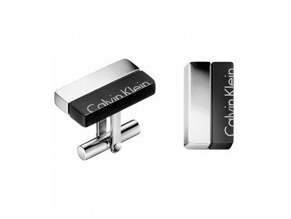 Manžetové knoflíčky Calvin Klein Boost KJ5RBC210100  + možnost výměny do 90 dní