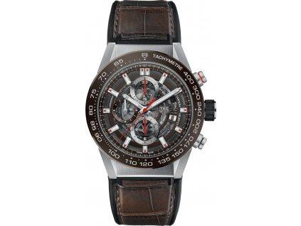 TAG Heuer Carrera CAR201U.FC6405  + prodloužená záruka 5 let+ možnost výměny do 90 dní + pojištení na rok + natahovač na hodinky ZDARMA