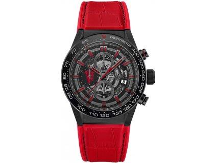 TAG Heuer Carrera CAR2A1J.FC6416  + prodloužená záruka 5 let + pojištení na rok + natahovač na hodinky ZDARMA