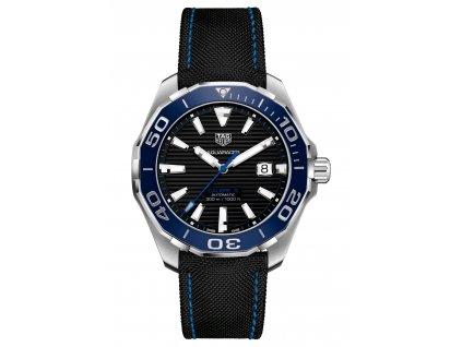 TAG Heuer Aquaracer WAY201C.FC6395  + prodloužená záruka 5 let+ možnost výměny do 90 dní + pojištení na rok + natahovač na hodinky ZDARMA