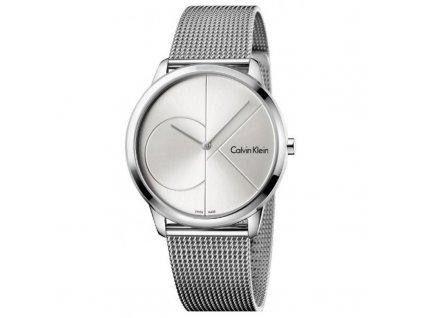 Calvin Klein Minimal K3M2112Z  + prodloužená záruka 5 let + 5 let na výměnu baterie zdarma