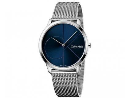 Calvin Klein Minimal K3M2112N  + prodloužená záruka 5 let + 5 let na výměnu baterie zdarma + možnost výměny do 90 dní + Parfémovaná voda Calvin Klein Truth 30 ml v hodnotě 590