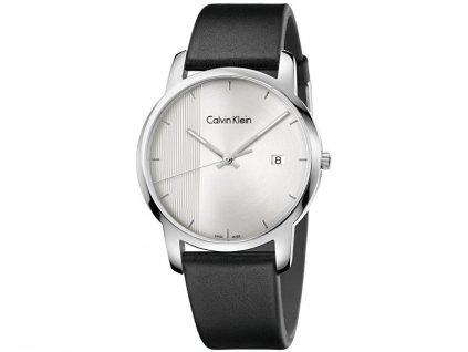 e7165bb3511 Calvin Klein City K2G2G1CX + prodloužená záruka 5 let + 5 let na výměnu  baterie zdarma
