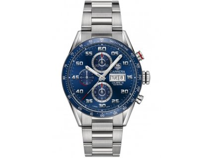 TAG Heuer Carrera CV2A1V.BA0738  + možnost výměny do 90 dní + natahovač na hodinky