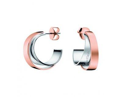Náušnice Calvin Klein Unite KJ5ZPE200100  + možnost výměny do 90 dní