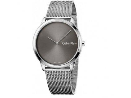 Calvin Klein Minimal K3M211Y3  + prodloužená záruka 5 let + 5 let na výměnu baterie zdarma