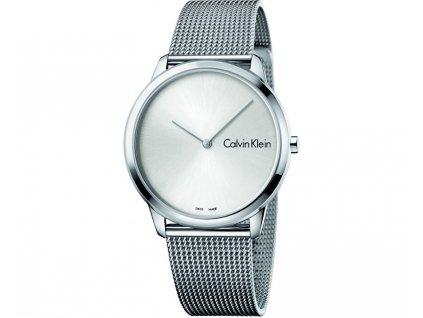 Calvin Klein Minimal K3M211Y6  + prodloužená záruka 5 let + 5 let na výměnu baterie zdarma + možnost výměny do 90 dní + Parfémovaná voda Calvin Klein Truth 30 ml v hodnotě 590