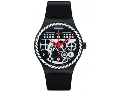 Swatch Sistem Schwiiz SUTB404  + prodloužená záruka 5 let