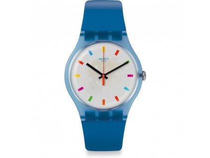 Swatch Color Square SUON125  + prodloužená záruka 5 let + 5 let na výměnu baterie zdarma