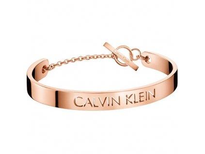 Náramek Calvin Klein Message KJ7CPF1003
