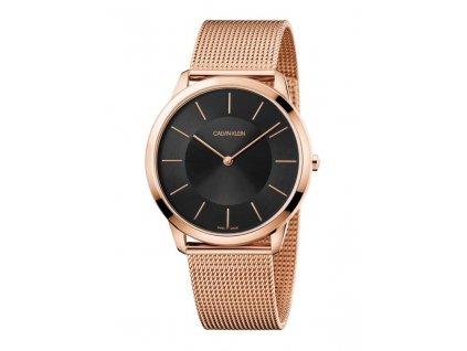 Calvin Klein Minimal K3M2T621  + prodloužená záruka 5 let + možnost výměny do 90 dní + 5 let na výměnu baterie zdarma